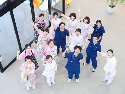 ||★あおぞら動物医療センター★|| 動物看護師さんを募集しています!【正社員/枚方市】画像