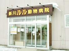 新川ルル動物病院(新川院)の外観の画像