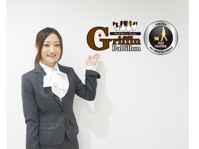 TOP PET@Premium 本店の受付事務募集(正社員)★週休2日制★画像