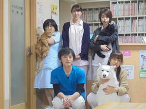 ■■札幌総合動物病院の獣医師(正社員)の募集■■【福利厚生充実!】画像