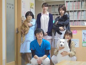 ■■札幌総合動物病院の獣医師(パート)の募集■■の画像