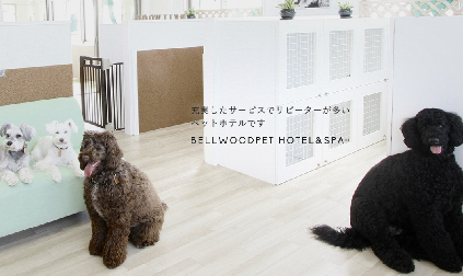 BELLWOOD PET HOTEL & SPAの画像