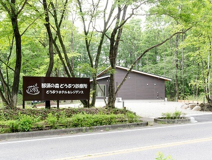 那須の森どうぶつ診療所画像