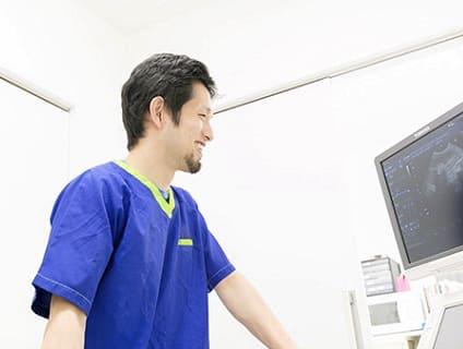 ●守山しっぽ動物病院●獣医師募集中●アルバイト・パート/滋賀県守山市●画像