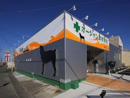 株式会社オーシャン動物病院/オーシャン動物病院の画像