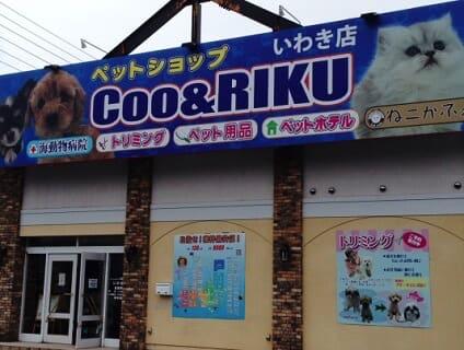 【Coo&RIKU(クーアンドリク) いわき店】ショップ店員さん(アルバイト・パート)募集中♪[福島県いわき市]画像