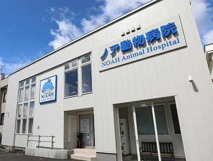 ノア動物病院[新卒]の画像1