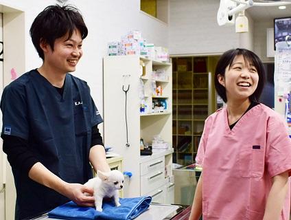 くじら動物病院・岡崎病院の画像