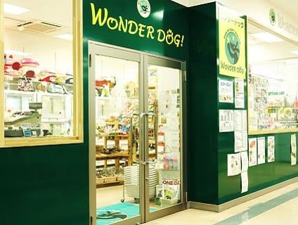 ペットショップ・ワンダードック厚別店の画像