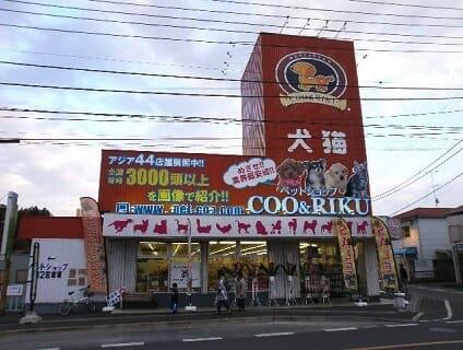 【Coo&RIKU(クーアンドリク) 八王子西店】ショップ店員さん(アルバイト・パート)募集中♪[東京都八王子市]画像