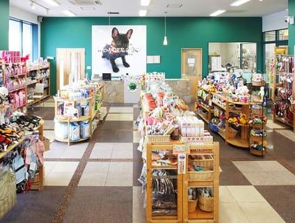 ペットショップ・ワンダードック岩見沢店の画像