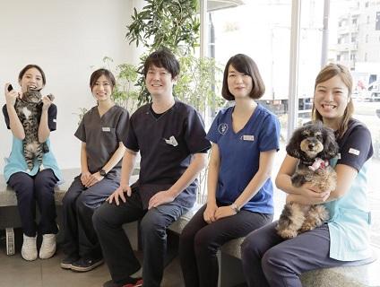 〈けいこくの森動物病院〉獣医師さんを募集しています!〈アルバイト・パート/東京都世田谷区〉画像
