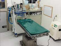 当院の手術室の画像